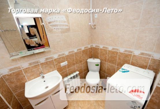 2 комнатная квартира-апартаменты в Феодосии, Черноморская набережная, 1-В - фотография № 7