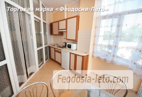 2 комнатная квартира-апартаменты в Феодосии, Черноморская набережная, 1-В - фотография № 9