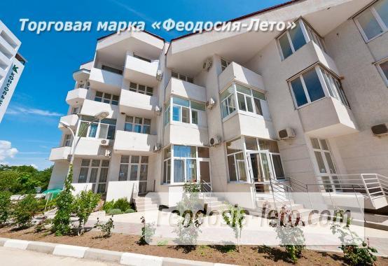 2 комнатная квартира-апартаменты в Феодосии, Черноморская набережная, 1-В - фотография № 11