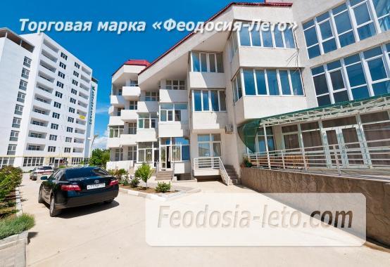2 комнатная квартира-апартаменты в Феодосии, Черноморская набережная, 1-В - фотография № 12