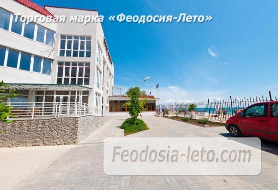 2 комнатная квартира-апартаменты в Феодосии, Черноморская набережная, 1-В - фотография № 13