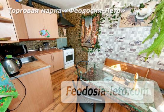 2 комнатная квартира у моря в г. Феодосия на бульваре Старшинова, 23  - фотография № 3