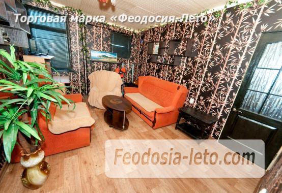 2 комнатная квартира у моря в г. Феодосия на бульваре Старшинова, 23  - фотография № 2