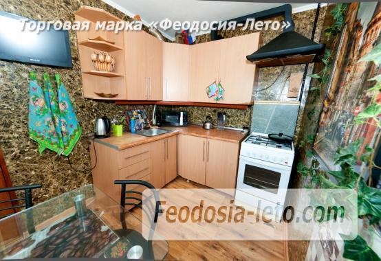 2 комнатная квартира у моря в г. Феодосия на бульваре Старшинова, 23  - фотография № 4