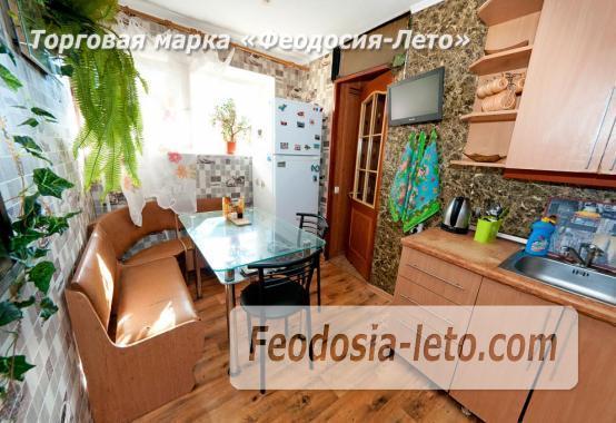 2 комнатная квартира у моря в г. Феодосия на бульваре Старшинова, 23  - фотография № 5