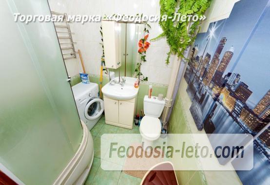 2 комнатная квартира у моря в г. Феодосия на бульваре Старшинова, 23  - фотография № 6