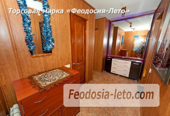 2 комнатная квартира у моря в г. Феодосия на бульваре Старшинова, 23  - фотография № 7