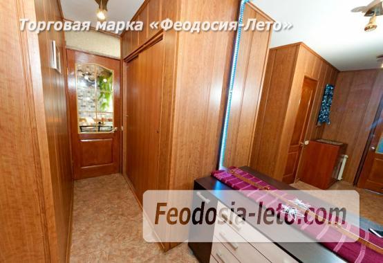 2 комнатная квартира у моря в г. Феодосия на бульваре Старшинова, 23  - фотография № 9