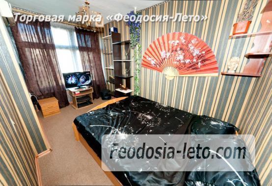 2 комнатная квартира у моря в г. Феодосия на бульваре Старшинова, 23  - фотография № 11