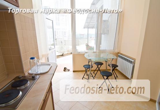 2 комнатная квартира в Феодосии, Черноморской набережной, Жилой комплекс