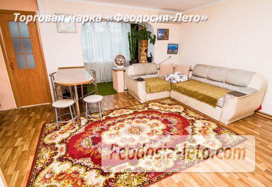 2 комнатная квартира на улице Дружбы, 26 на Золотом пляже в Феодосии - фотография № 5