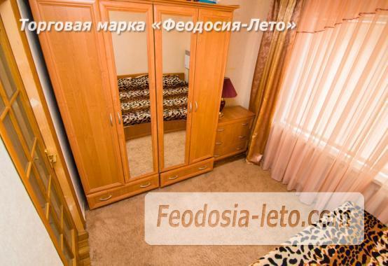 2 комнатная квартира на улице Дружбы, 26 на Золотом пляже в Феодосии - фотография № 16