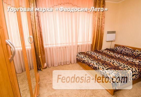 2 комнатная квартира на улице Дружбы, 26 на Золотом пляже в Феодосии - фотография № 17