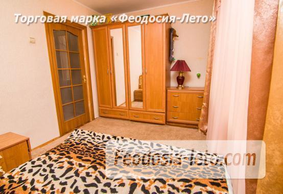 2 комнатная квартира на улице Дружбы, 26 на Золотом пляже в Феодосии - фотография № 19
