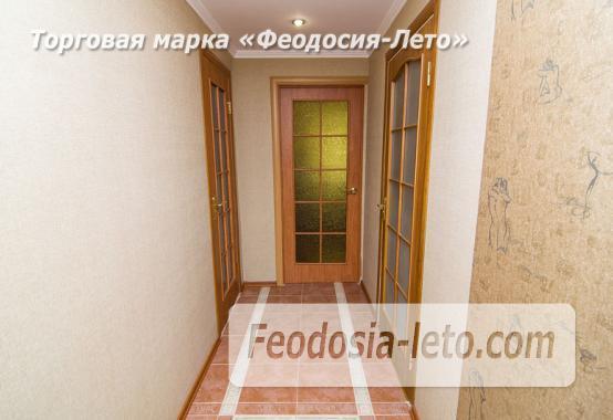 2 комнатная квартира на улице Дружбы, 26 на Золотом пляже в Феодосии - фотография № 20
