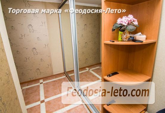 2 комнатная квартира на улице Дружбы, 26 на Золотом пляже в Феодосии - фотография № 21