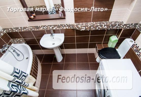 2 комнатная квартира на улице Дружбы, 26 на Золотом пляже в Феодосии - фотография № 22