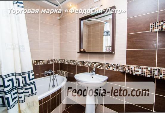 2 комнатная квартира на улице Дружбы, 26 на Золотом пляже в Феодосии - фотография № 23