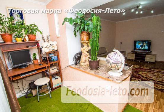 2 комнатная квартира на улице Дружбы, 26 на Золотом пляже в Феодосии - фотография № 2