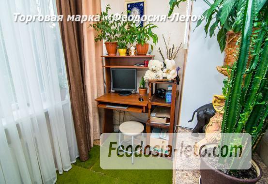 2 комнатная квартира на улице Дружбы, 26 на Золотом пляже в Феодосии - фотография № 3