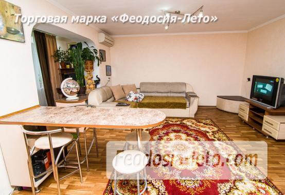 2 комнатная квартира на улице Дружбы, 26 на Золотом пляже в Феодосии - фотография № 4
