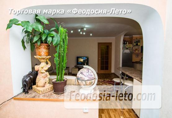 2 комнатная квартира на улице Дружбы, 26 на Золотом пляже в Феодосии - фотография № 8