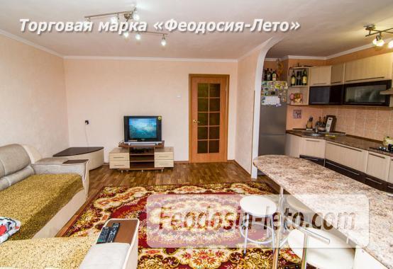2 комнатная квартира на улице Дружбы, 26 на Золотом пляже в Феодосии - фотография № 9