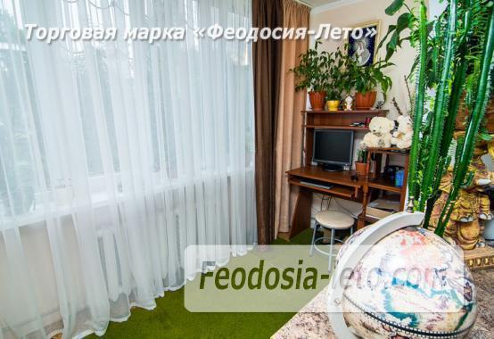 2 комнатная квартира на улице Дружбы, 26 на Золотом пляже в Феодосии - фотография № 10
