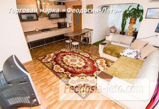 2 комнатная квартира на улице Дружбы, 26 на Золотом пляже в Феодосии - фотография № 11