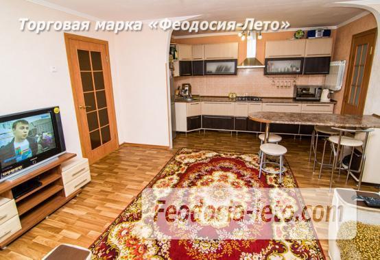 2 комнатная квартира на улице Дружбы, 26 на Золотом пляже в Феодосии - фотография № 12