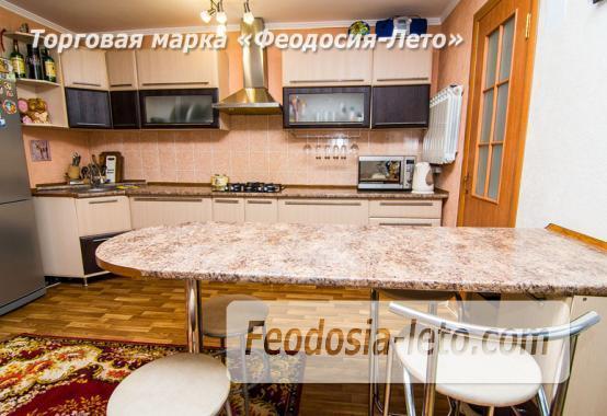 2 комнатная квартира на улице Дружбы, 26 на Золотом пляже в Феодосии - фотография № 13