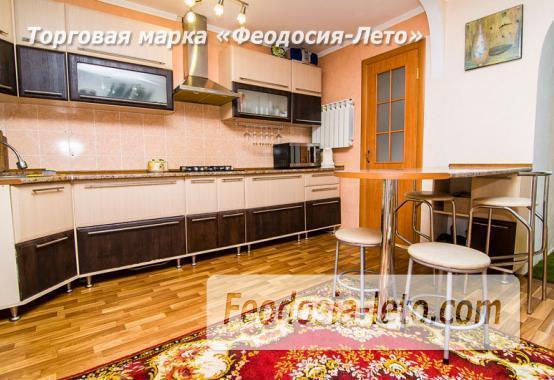2 комнатная квартира на улице Дружбы, 26 на Золотом пляже в Феодосии - фотография № 14