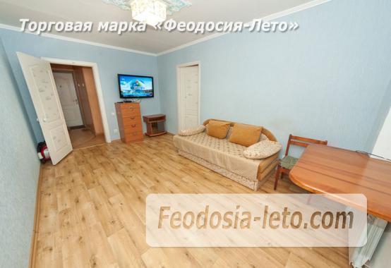 2 комнатная квартира на улице Дружбы, 34 в г. Феодосия на Золотом пляже - фотография № 9
