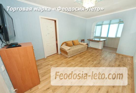 2 комнатная квартира на улице Дружбы, 34 в г. Феодосия на Золотом пляже - фотография № 3