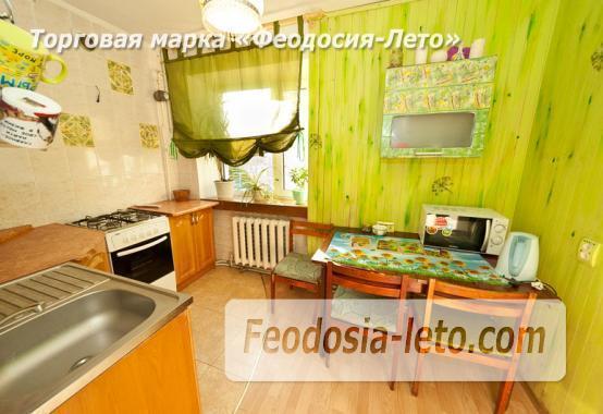 2 комнатная квартира на улице Дружбы, 34 в г. Феодосия на Золотом пляже - фотография № 4