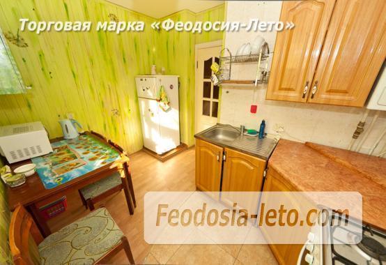 2 комнатная квартира на улице Дружбы, 34 в г. Феодосия на Золотом пляже - фотография № 5