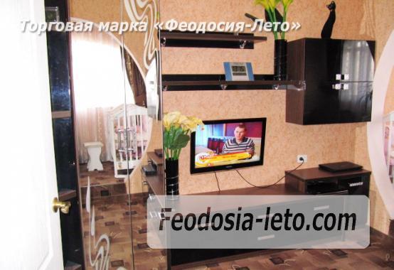 2 комнатная квартира на улице Дружбы, 42-Б на Золотом пляже в г. Феодосия - фотография № 1