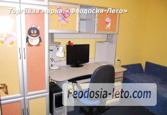 2 комнатная квартира на улице Дружбы, 42-Б на Золотом пляже в г. Феодосия - фотография № 5