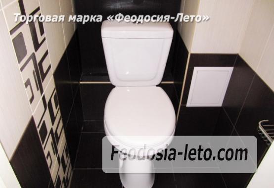 2 комнатная квартира на улице Дружбы, 42-Б на Золотом пляже в г. Феодосия - фотография № 15