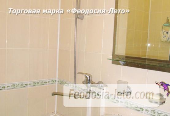 2 комнатная квартира на улице Дружбы, 42-Б на Золотом пляже в г. Феодосия - фотография № 16