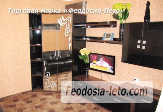 2 комнатная квартира на улице Дружбы, 42-Б на Золотом пляже в г. Феодосия - фотография № 18