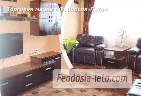 2 комнатная квартира на улице Дружбы, 42-Б на Золотом пляже в г. Феодосия - фотография № 3