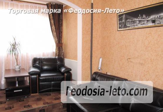 2 комнатная квартира на улице Дружбы, 42-Б на Золотом пляже в г. Феодосия - фотография № 4