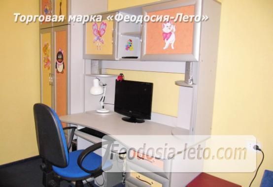 2 комнатная квартира на улице Дружбы, 42-Б на Золотом пляже в г. Феодосия - фотография № 7