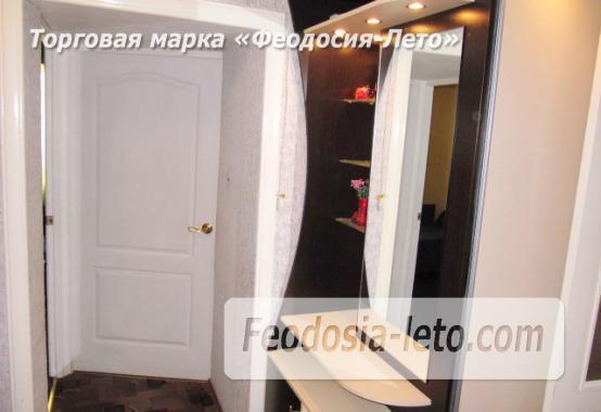 2 комнатная квартира на улице Дружбы, 42-Б на Золотом пляже в г. Феодосия - фотография № 8
