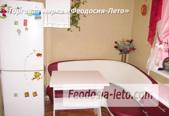 2 комнатная квартира на улице Дружбы, 42-Б на Золотом пляже в г. Феодосия - фотография № 10
