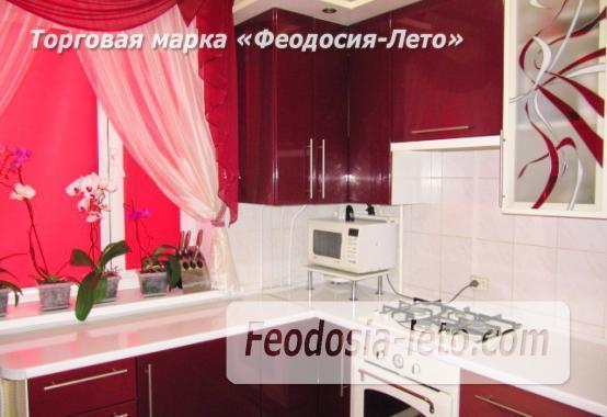 2 комнатная квартира на улице Дружбы, 42-Б на Золотом пляже в г. Феодосия - фотография № 11