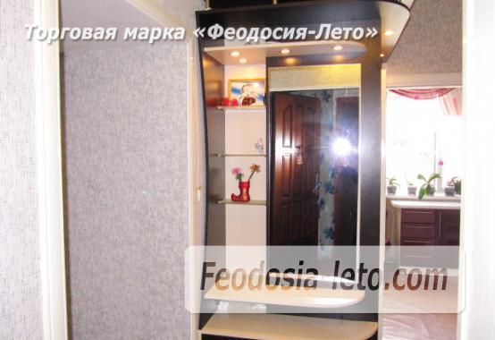 2 комнатная квартира на улице Дружбы, 42-Б на Золотом пляже в г. Феодосия - фотография № 12