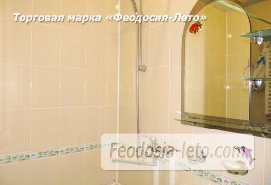 2 комнатная квартира на улице Дружбы, 42-Б на Золотом пляже в г. Феодосия - фотография № 13