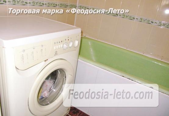 2 комнатная квартира на улице Дружбы, 42-Б на Золотом пляже в г. Феодосия - фотография № 14